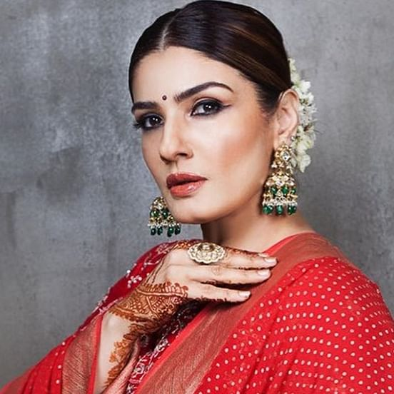Raveena Tandon on Bollywood drug probe: 'High time for clean up'