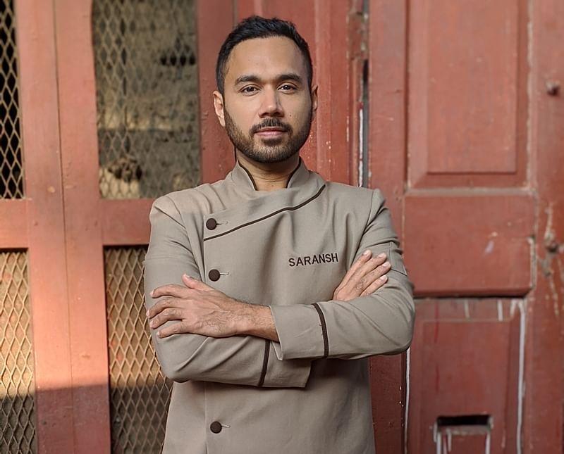 Chef Saransh Goila to showoff his cooking skills at award-winning British restaurant Carousel in London