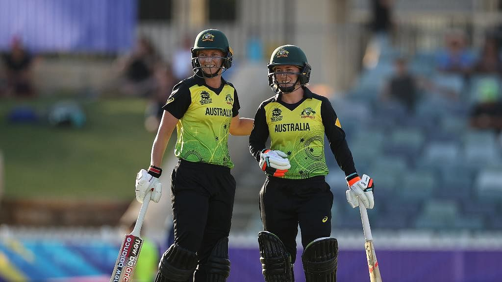 ICC Women's T20 WC: Rachael Haynes, Meg Lanning spare Australia's blushes after close encounter with Sri Lanka