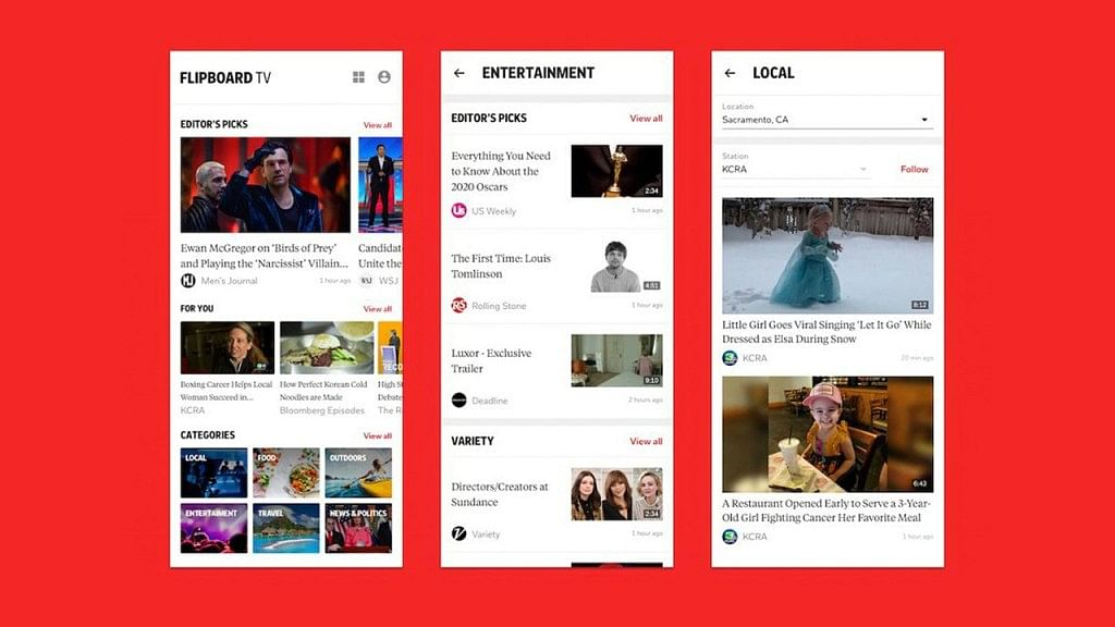 Flipboard's new video news service launches for $2.99