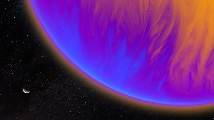 This exoplanet may harbour alien life