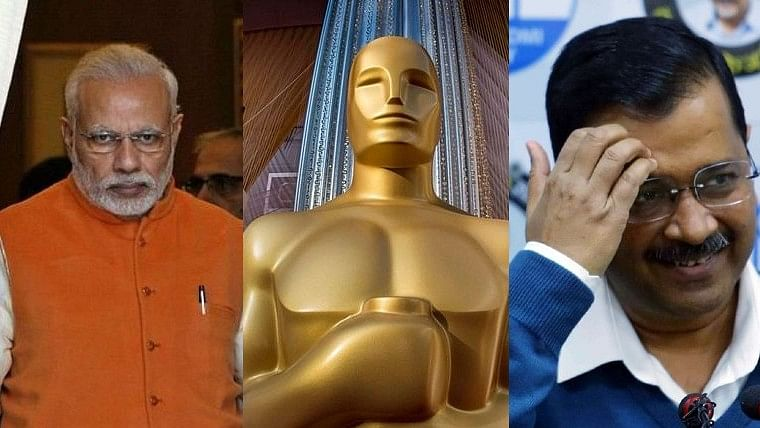 Check out Congress' Oscar-style nomination mocking Modi, Kejriwal and others