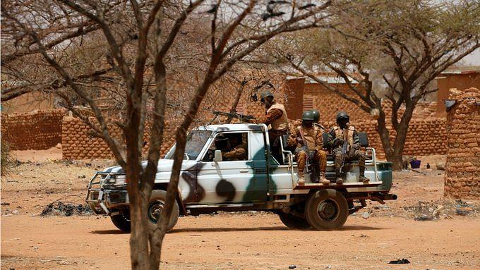 Burkina Faso church attack kills 24