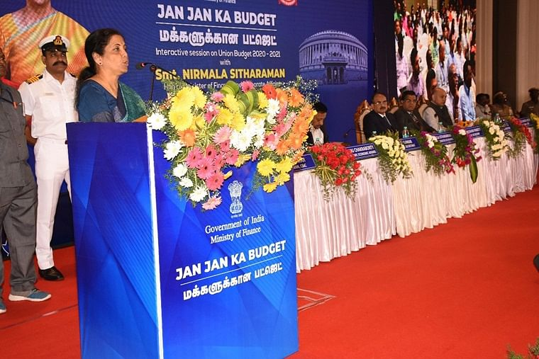 'Economy is at its robust level and macroeconomics at best': Sitharaman asserts country's FDI is at all-time high