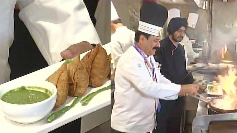 Broccoli samosa and kaju katli for beef-loving Trump: Check out full menu for POTUS at Gandhi Ashram