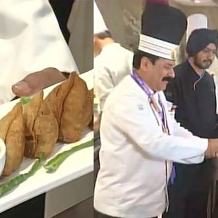Broccoli samosa and kaju katli for beef-loving Trump: Check out full menu for POTUS at Gandhi Ashram