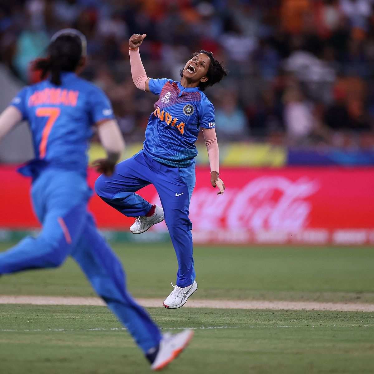 Poonam Yadav's fireworks help India in stunning win over Australia in T20 World Cup opener