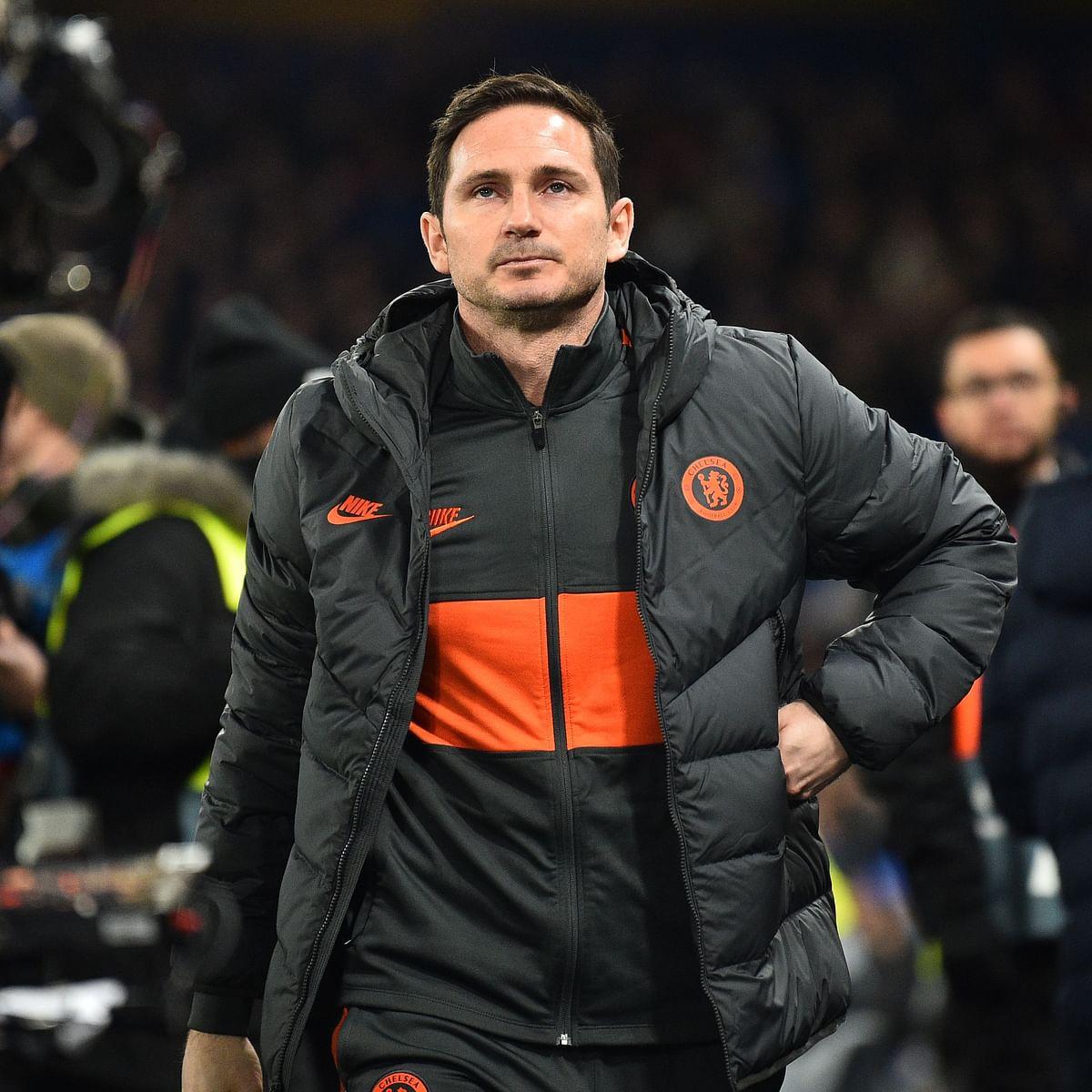 Frank Lampard justifies his 'arrogant' jibe, says Liverpool staff broke touchline code