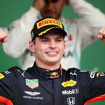He is not God', says Red Bull's Max Verstappen