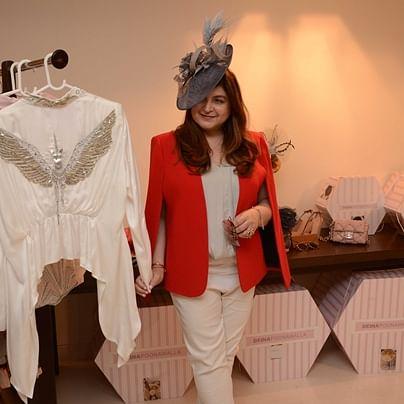 Dressing to win: A conversation with fashion designer Delna Poonawalla