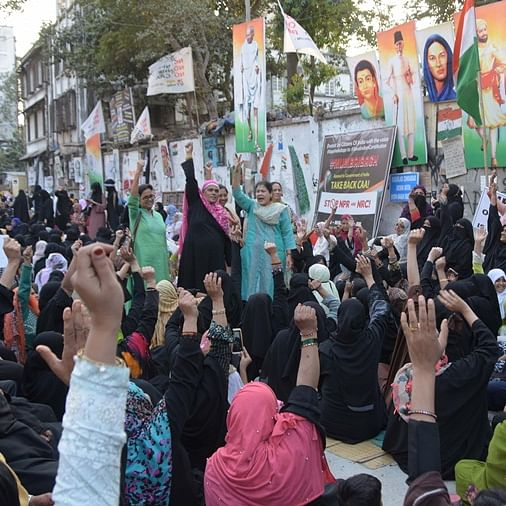 Mumbai Bagh: Case filed against organisers and 300 women protesting against CAA, NRC