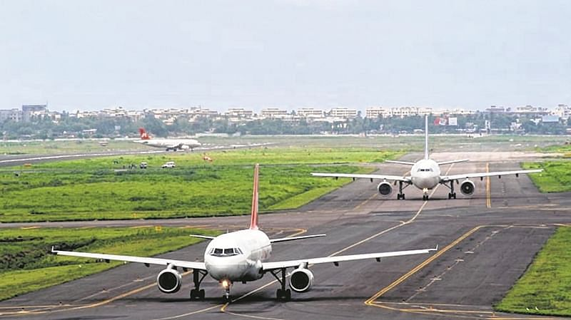 MVA govt releases 84 cr for airports' development