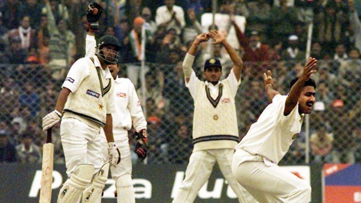 How Javagal Srinath ensured Anil Kumble got 10 wickets that fateful day