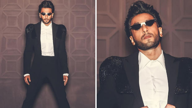 From quirky to elegant to zany: Ranveer Singh's stylebook for Filmfare Awards 2020
