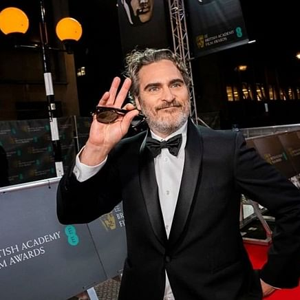 BAFTAs 2020: Joaquin Phoenix calls out the film industry's 'systemic racism'