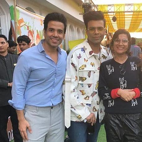 'We broke barriers': Tusshar Kapoor lauds fellow single parents Karan Johar, Ekta Kapoor