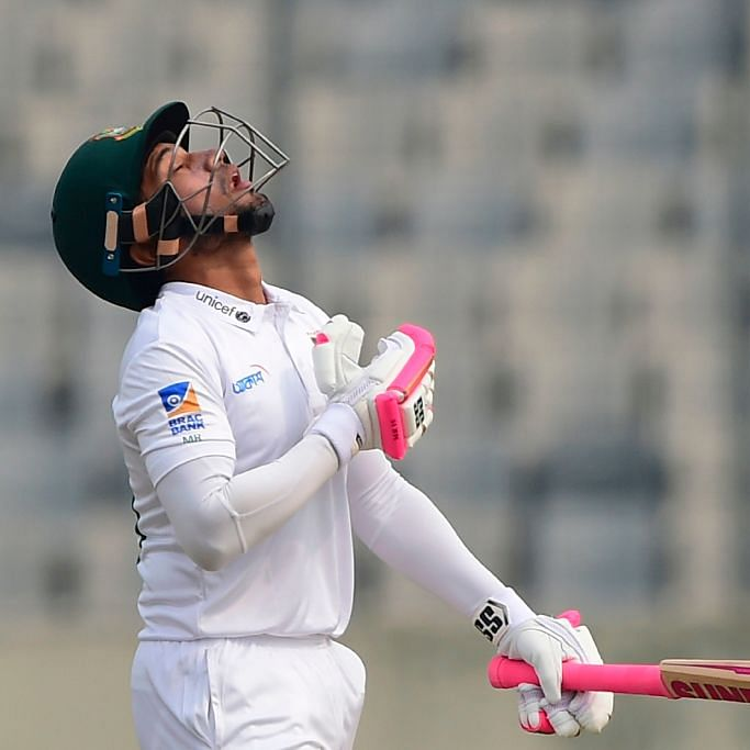 BAN vs ZIM: Mushfiqur Rahim's double century makes him Bangladesh's leading run-scorer in Tests