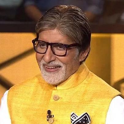 Megastar Amitabh Bachchan clocks 40 million followers on Twitter