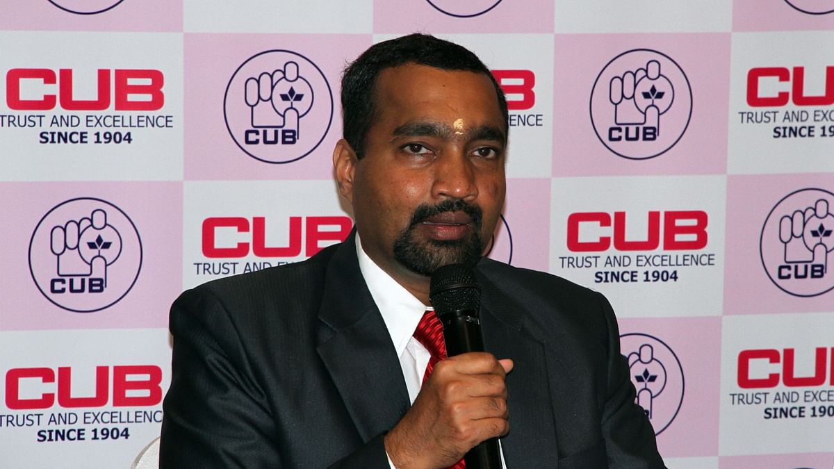 City Union Bank Q3 profit up 8% at Rs 192 cr