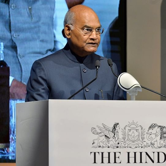 India's R&D workforce has less than 15% women compared to global average of 30%: President Kovind