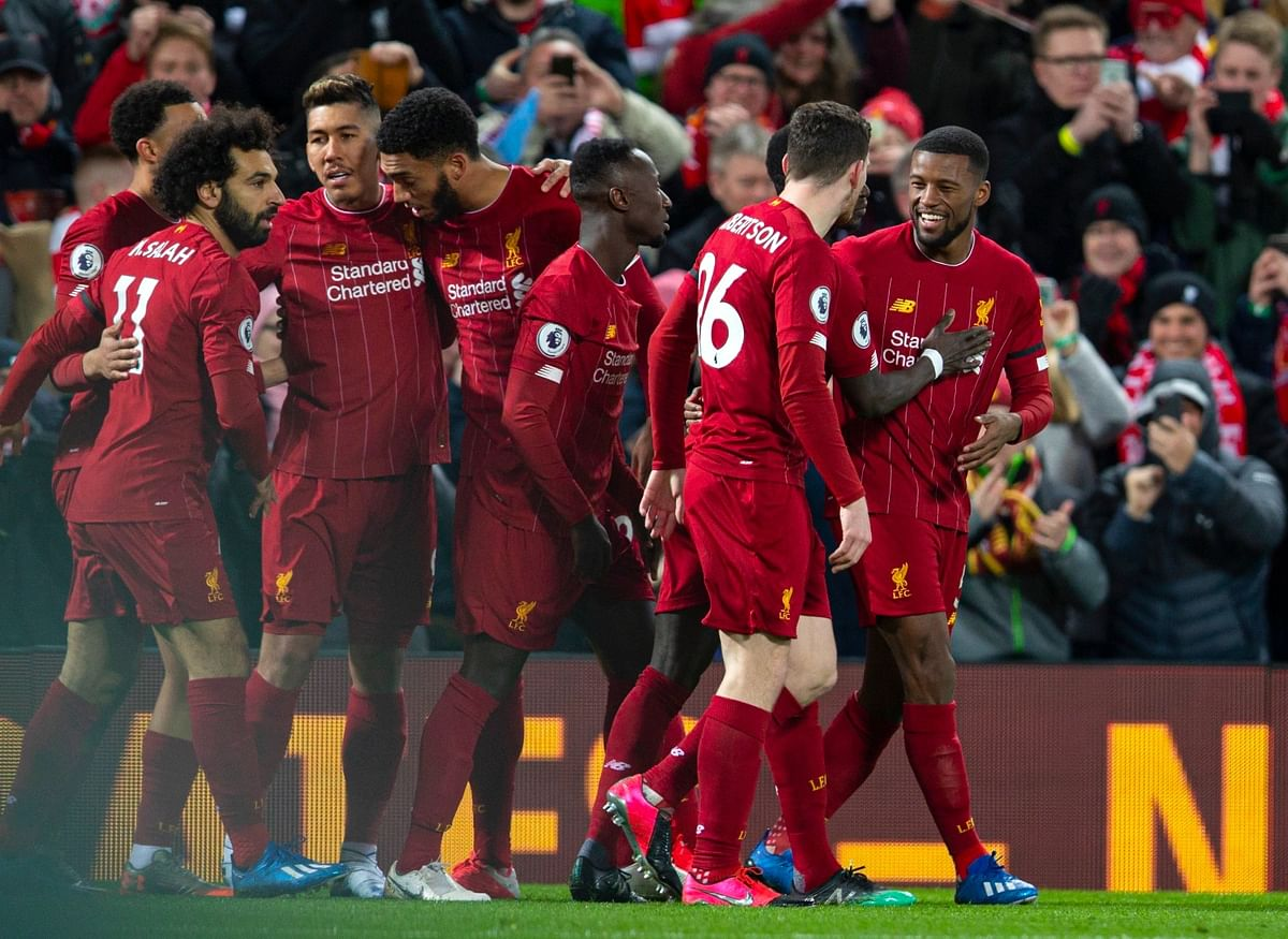 Premier League: Mane's late strike pushes Liverpool's 18th league win in row