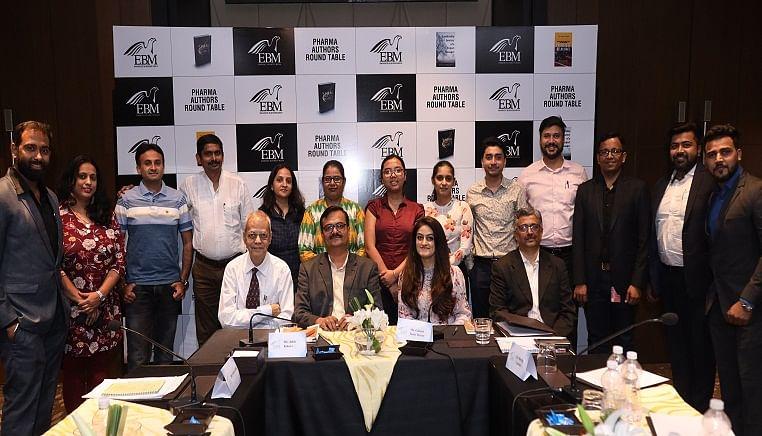 Eminence Business Media presents Pharma Authors Roundtable at JW Marriott, Mumbai