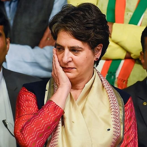 UP: Congress in slumber even after bypoll debacle, Priyanka Gandhi continues work-from-home
