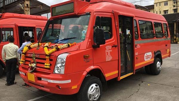 BEST AC Mini Bus