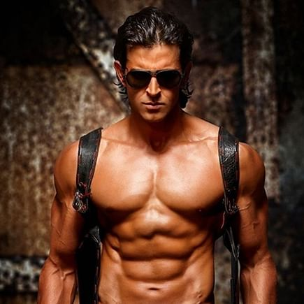 'Main aur meri tanhai': Hrithik Roshan writes a parody about missing his abs
