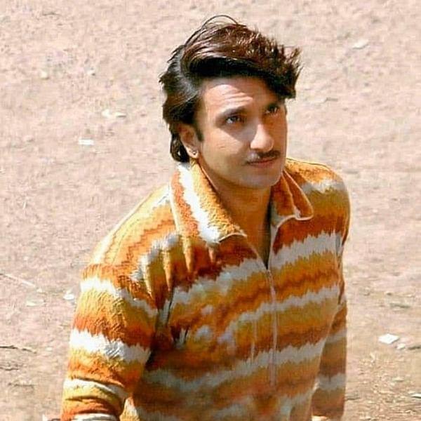 Leaked pictures of Ranveer Singh as a Gujarati man in 'Jayeshbhai Jordaar' surface online