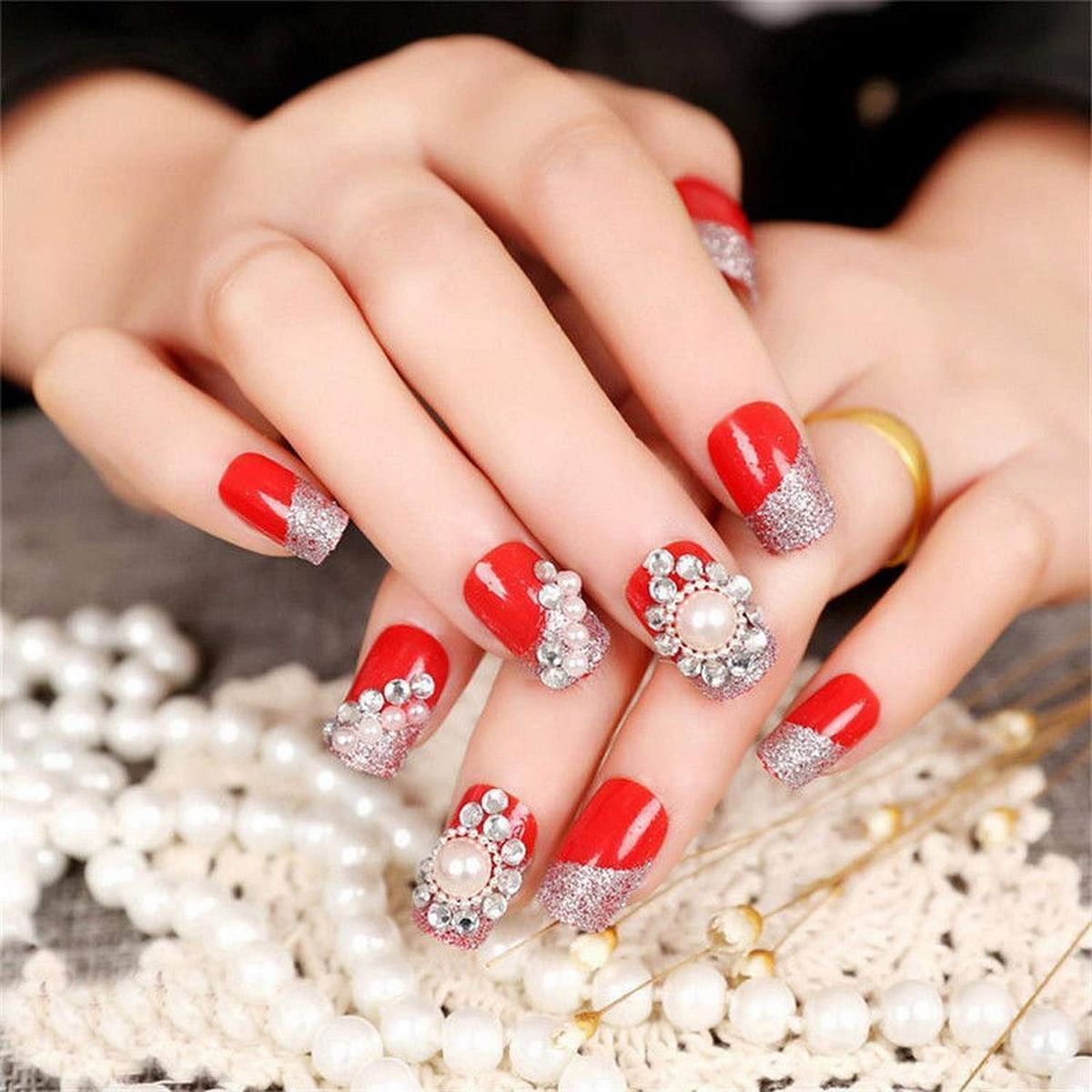Spruce up your Valentine's Day look with these new nail trends