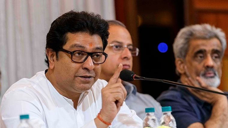 CCTVs and drones: Mumbai police make elaborate arrangements for MNS 'Mahamorcha' today