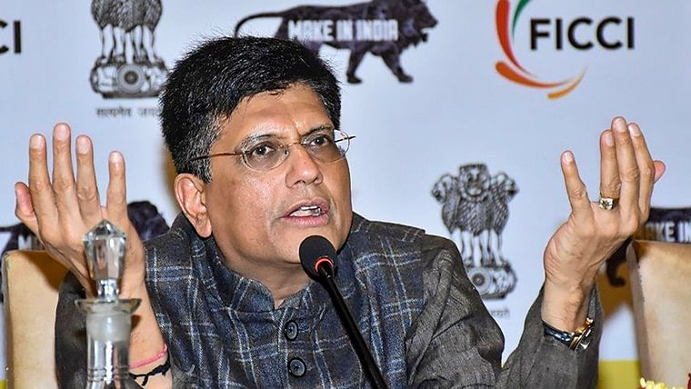 USD 5 trillion economy is an achievable goal in coming five years, says Piyush Goyal