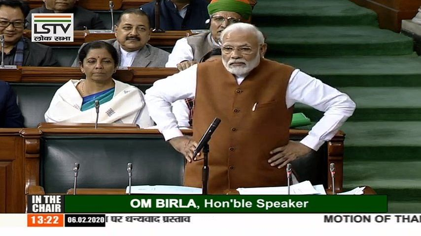 The best memes and jokes from PM Modi's vote of thanks speech in Lok Sabha