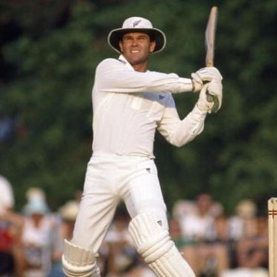 This day, that year: Martin Crowe's charm