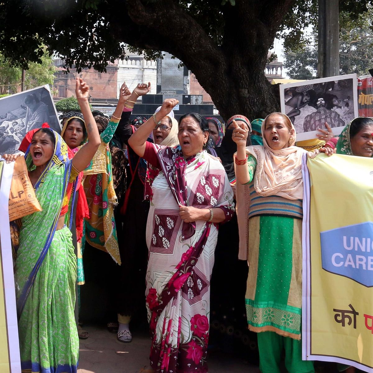Bhopal: NHRC seeks report on pension to widows of gas victims