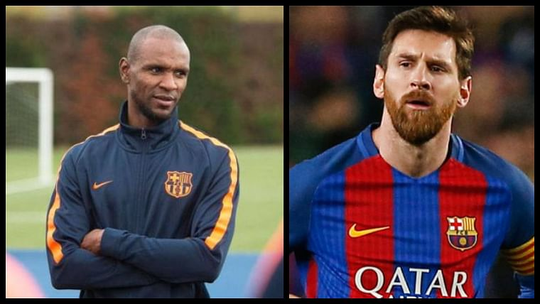 Messi Affair: Lionel Messi's epic spat with Barcelona director Eric Abidal