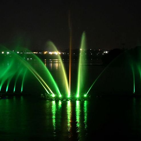 Bhopal's 1st musical fountain shut due to nonpayment of dues