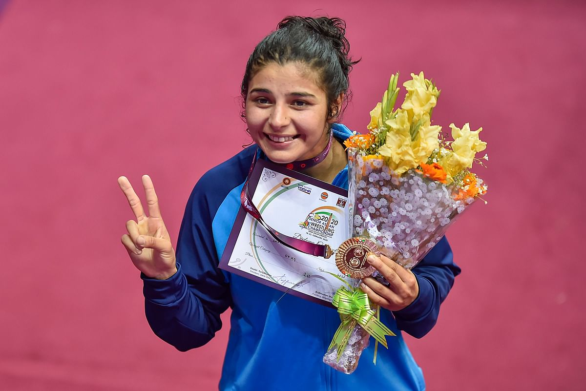 Asian Wrestling Championship: Indian women dominate with three gold