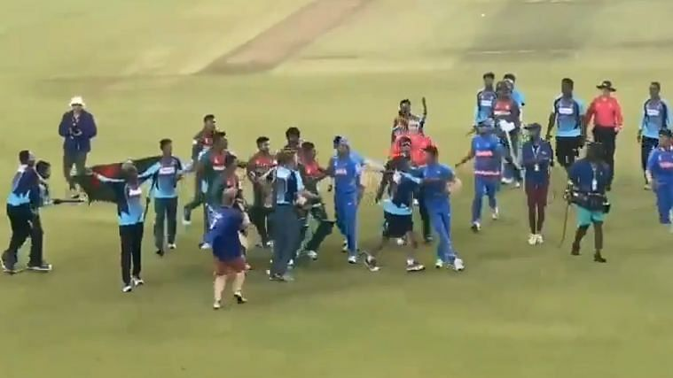U19 CWC final: ICC charges 2 Indians and 3 Bangladeshi players for post-match bust-up