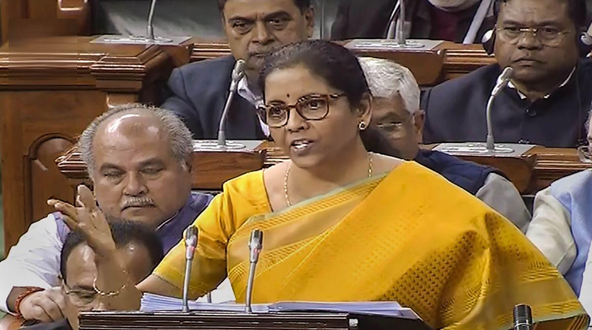 Govt sets agricultural credit target at Rs 15 lakh cr for FY21: Sitharaman
