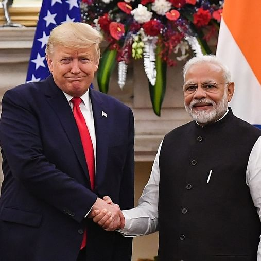 Donald Trump India visit Updates: US President and First Lady depart from Delhi