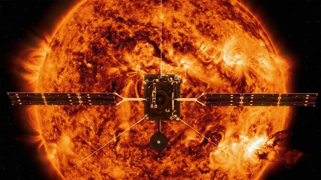 Solar Orbiter, a new collaborative mission by NASA and ESA will study the Sun's poles