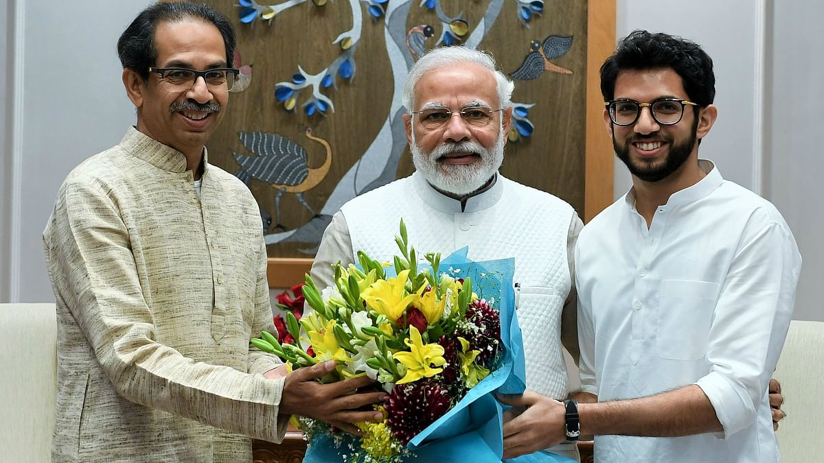 CM Uddhav Thackeray discussed GST compensation, PMC bank issue with PM: Aaditya Thackeray