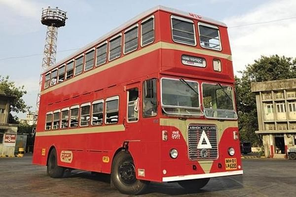 BEST to auction double-decker buses on January 7