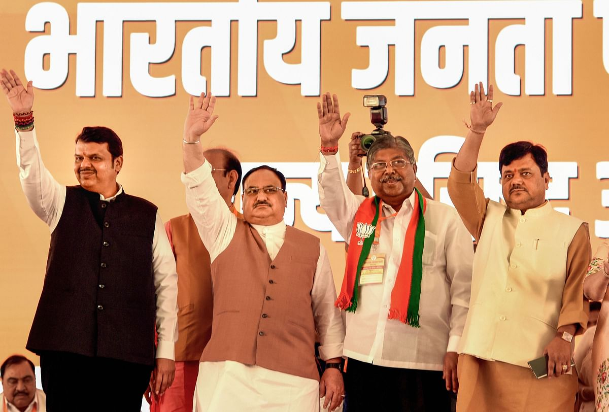 BJP to hold protests at 400 places against 'failure' of Uddhav-led Maharashtra govt on Feb 25