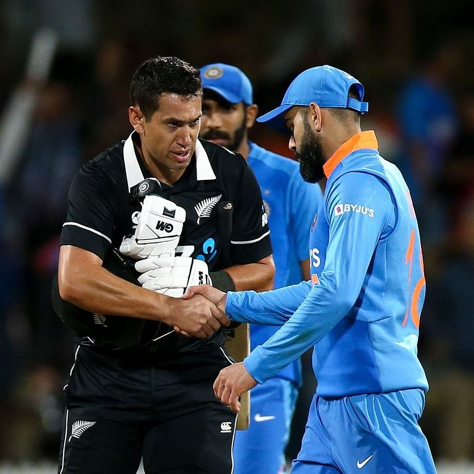 Why did India lose their 1st ODI against New Zealand?
