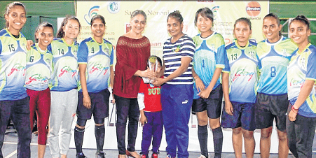 Indian Oil, Republicans emerge champions Victor D'Mello Memorial Invitational Rink Hockey Tournament