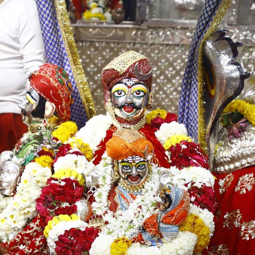 Ujjain: Mahakal gives a glimpse in 'Panch Mukharwind'