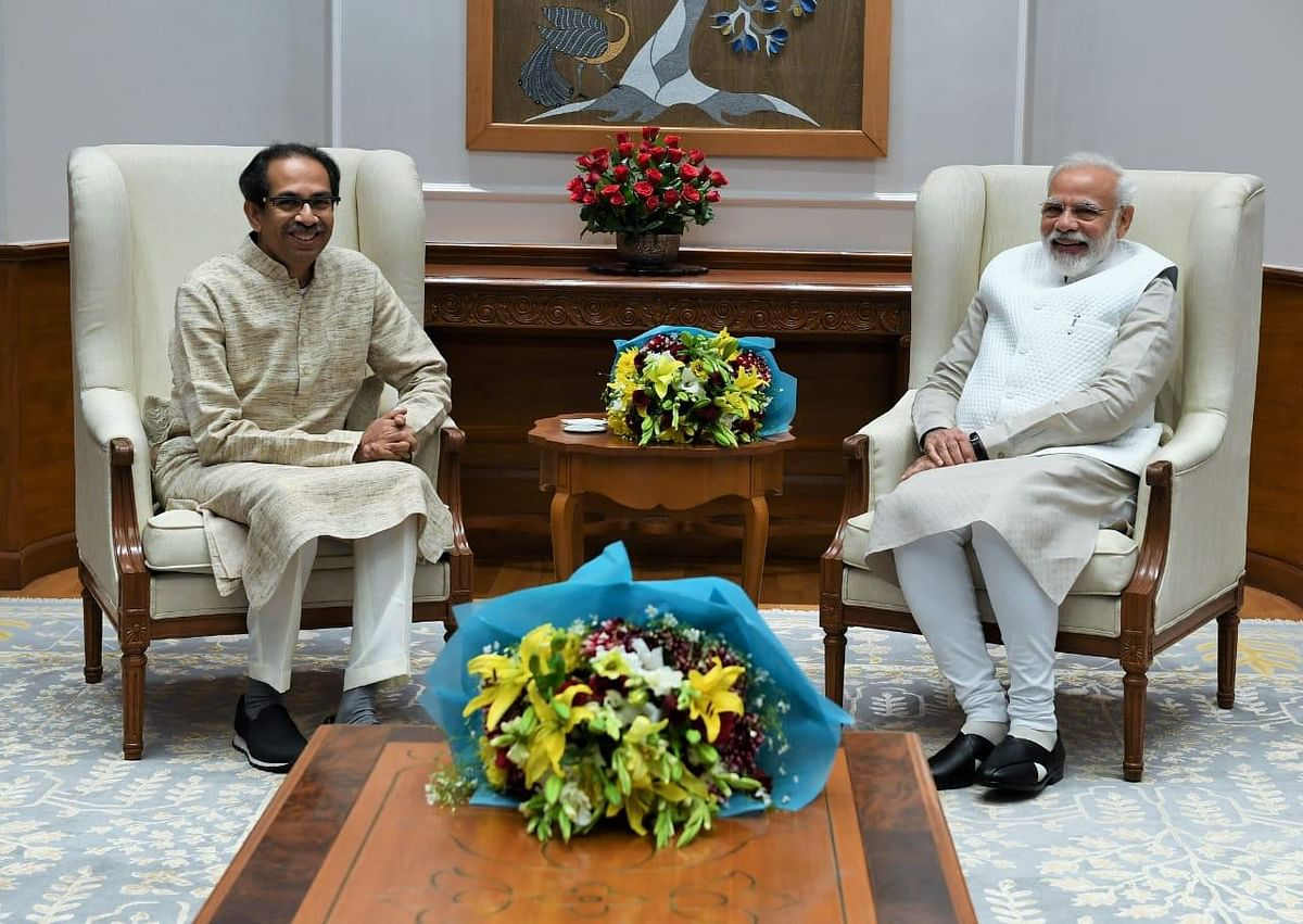 Amid shortage, Uddhav Thackeray requests PM Modi to provide IAF assistance for supplying oxygen from other states